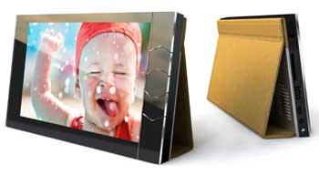 das digitale fotoalbum besser und viel handlicher als ein digitaler bilderrahmen. Black Bedroom Furniture Sets. Home Design Ideas